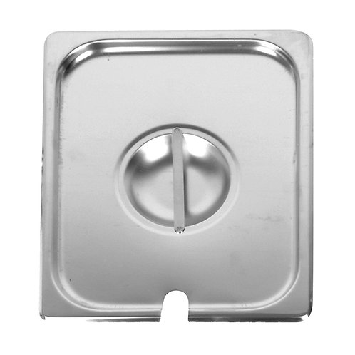 2/3, Size Slotted Cover For Steam Pans