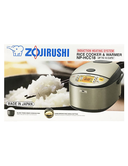 Zojirushi 10 Cups IH Rice Cooker&Warmer Micom