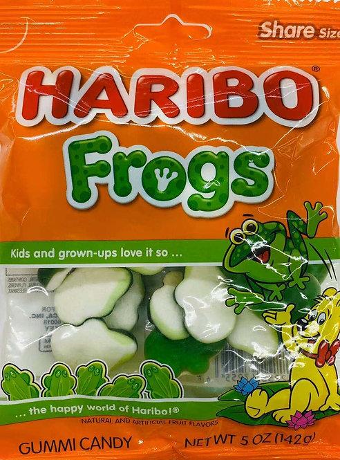 5oz Haribo FrogsGummy