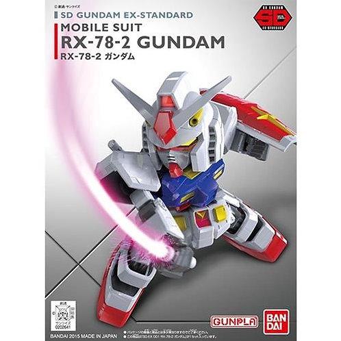 RX-78-2 Gundam SD Ex-Standard