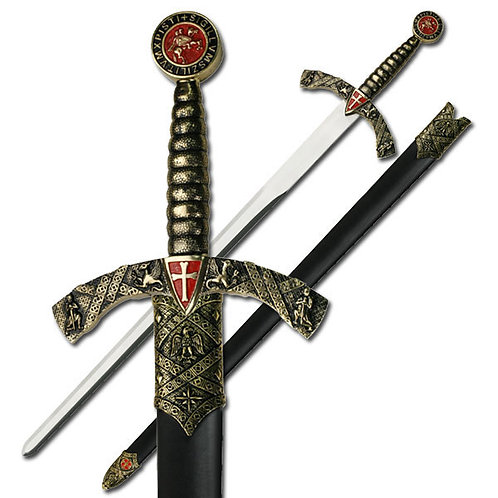 42'' Overall medieval Sword