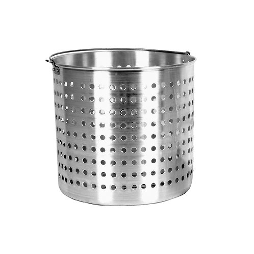 20QT Aluminum Steamer Basket