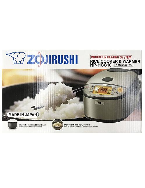 Zojirushi 5.5 Cups IH Rice Cooker&Warmer Micom