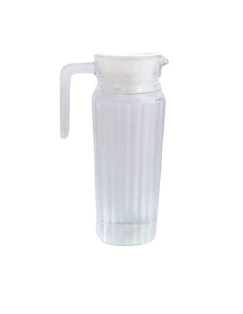 1100ml Glass Water Pitcher