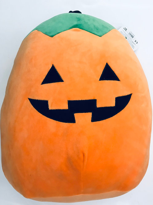 "12"" Squish Mallow Halloween Pumpkin Head"