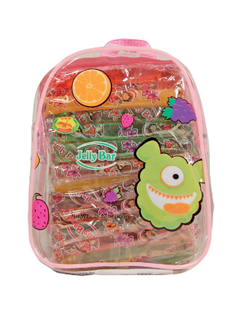 Jelly in Backpack L