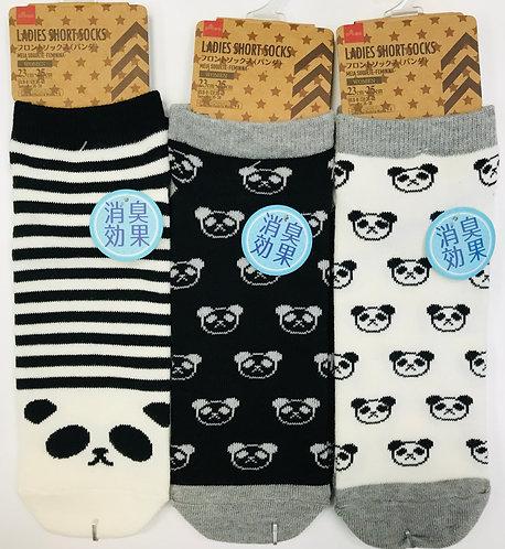 Women Socks - Panda