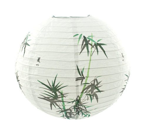 """16"""" , Bamboo Paper Lantern"""