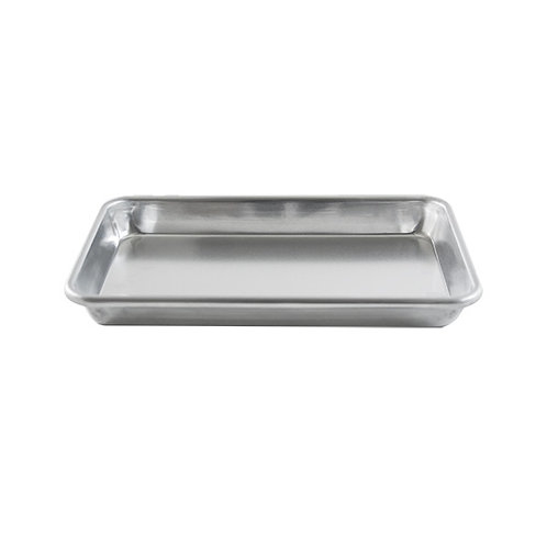 "10""x6"" Eighth Sized Aluminum Sheet Pan"
