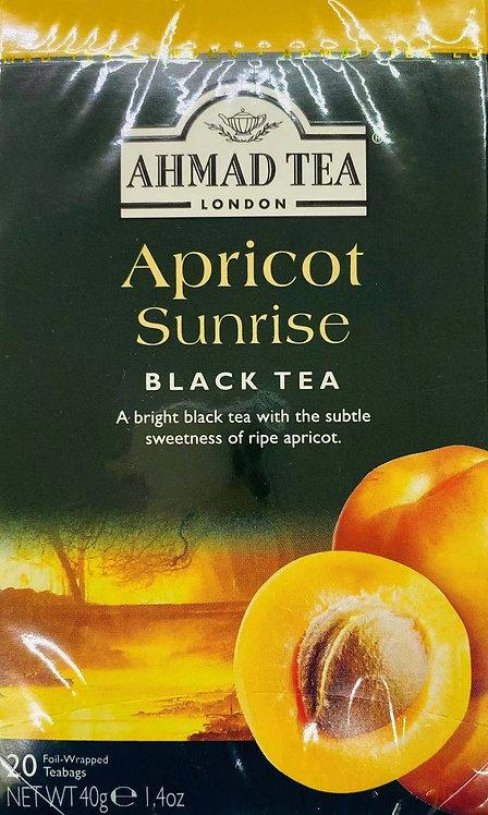 1.4oz Apricot Sunrise Tea