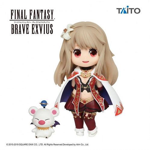 14cm Final Fantasy Brave EXVIUS Puchietto figure Fina Mowgli