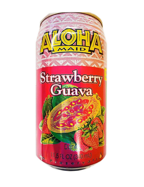 11.5fl.oz Aloha Strawberry Guava