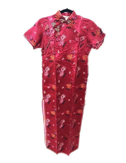 Women Chinese Cheongsam Style 16