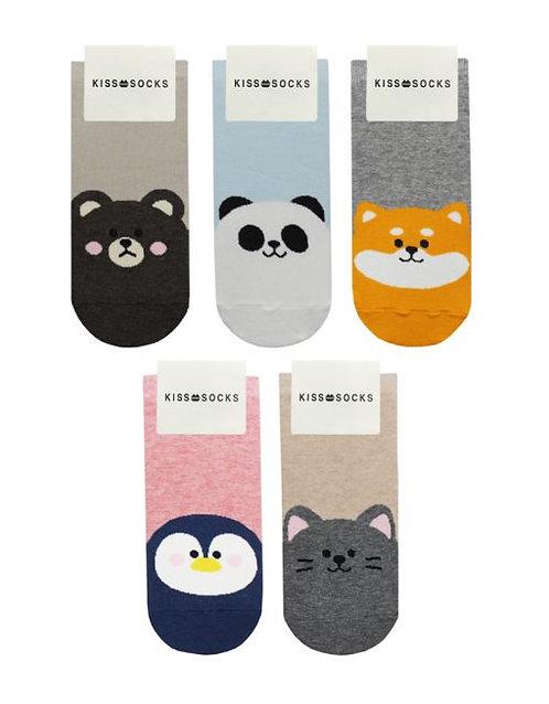 Women's Socks Good Face