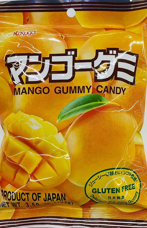 3.59oz Mango Gummy