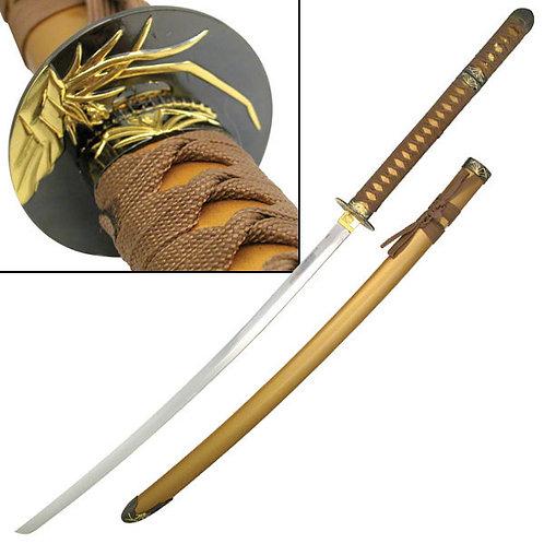 46'' Overall Samurai Sword