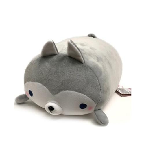 """13"""" Mochy Plush Toy- Husky"""