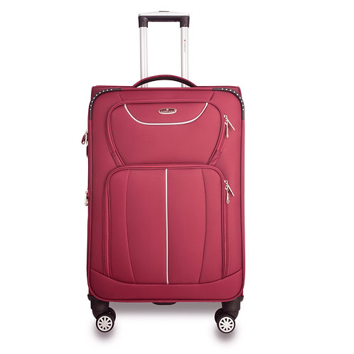"20"", 8, Wheel Luggage Red"