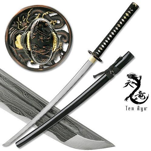 40''Overall Samurai Sword