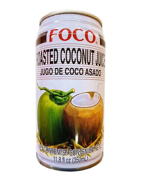 11.8oz FOCO Roasted Coconut Juice
