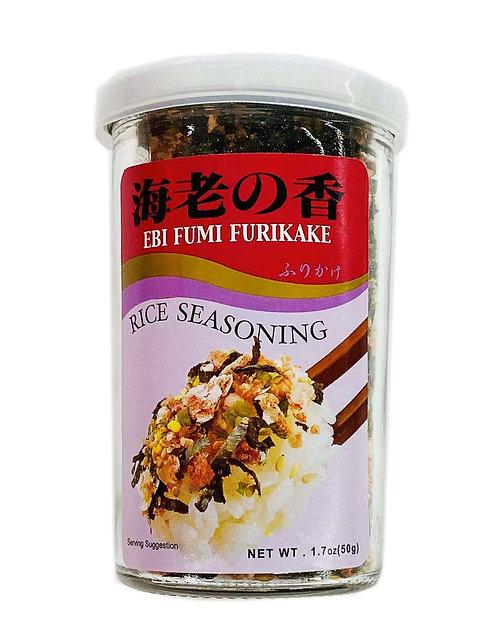 1.7oz Furikake Rice Seasoning EBI Fumi