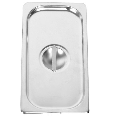 Half Size Solid Cover For Steam Pans