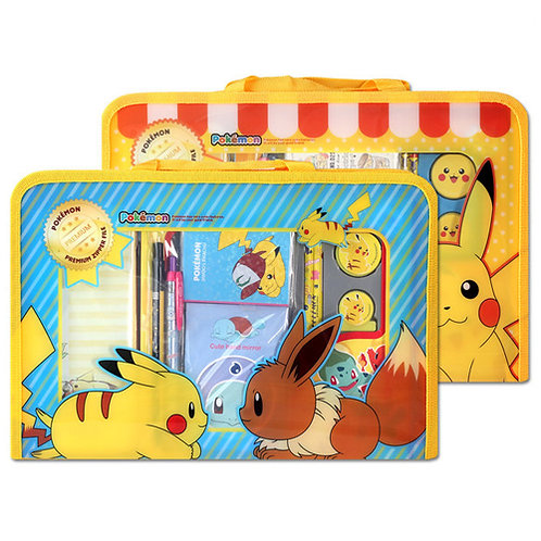 Pokemon Stationary Kit