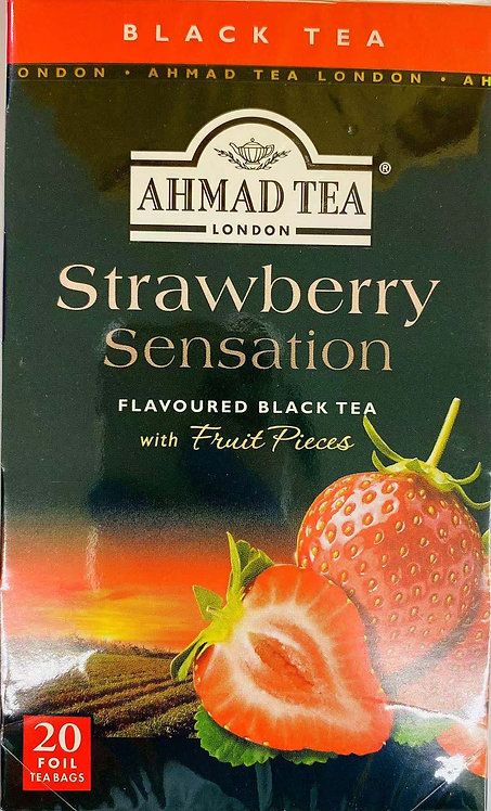 1.4oz Strawberry Sensation Tea