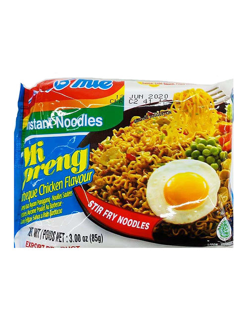 3oz Indomie BBQ Chicken Noodle