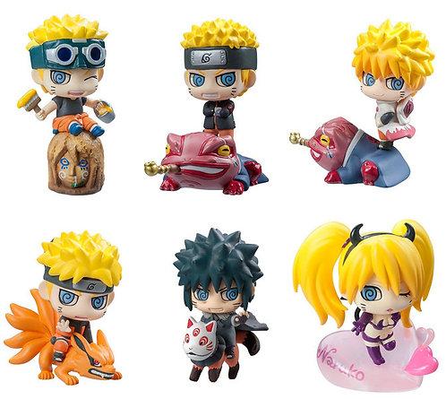 "2"" Naruto Shippuden Cute Figure Collection"