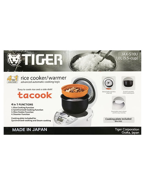 Tiger 5.5 Cups Rice Cooker