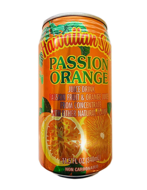 11.5fl.oz HS Passion Orange
