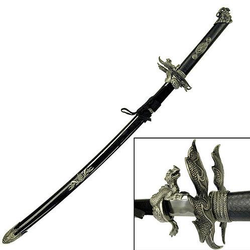38.5'' Overall Samurai Sword
