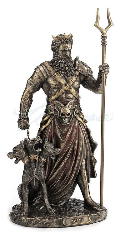 Hades Ruler Of Greek Underworld