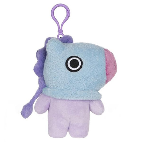 "4"" BT21 Mang Backpack Clip"