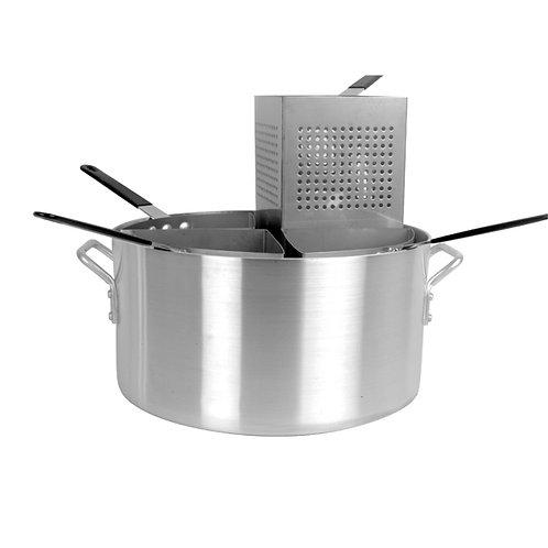 5PC Aluminum Pasta Cooker