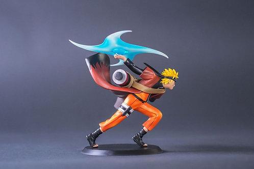 15cm Naruto Shippuden Naruto With Scroll Figure