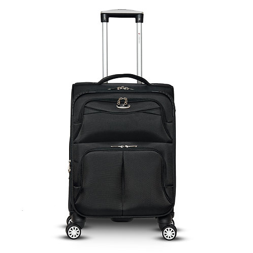 "30"", 4, Wheel Luggage Black"