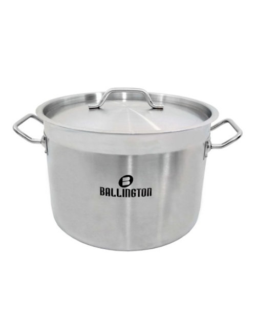 23QT Heavy Duty Stainless Steel Stockpots