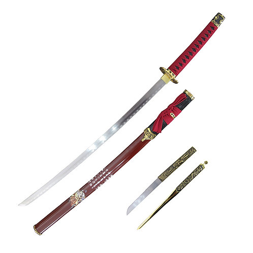 37'' Overall Samurai Sword