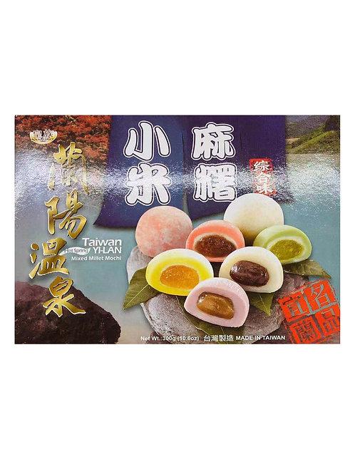 10.6oz Taiwan Mochi Mixed