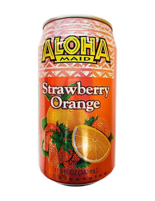 11.5fl.oz Aloha Strawberry Orange