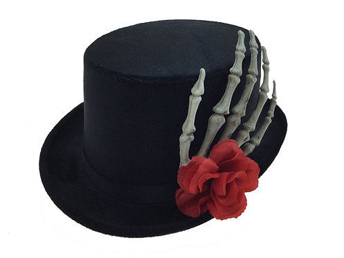 Halloween Hat With Hand