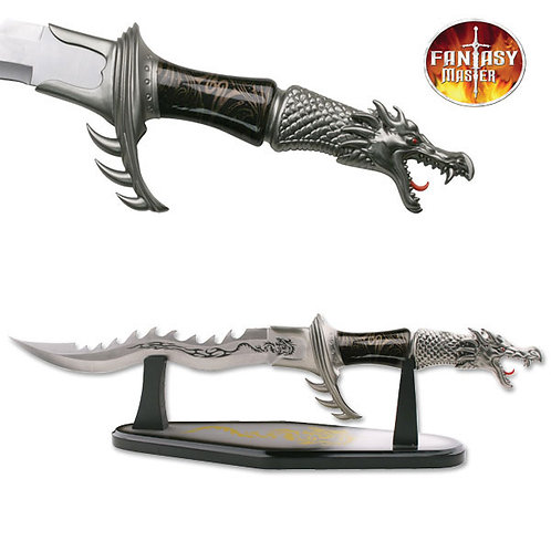 "24"" Overall Fantasy Dragon Knife"