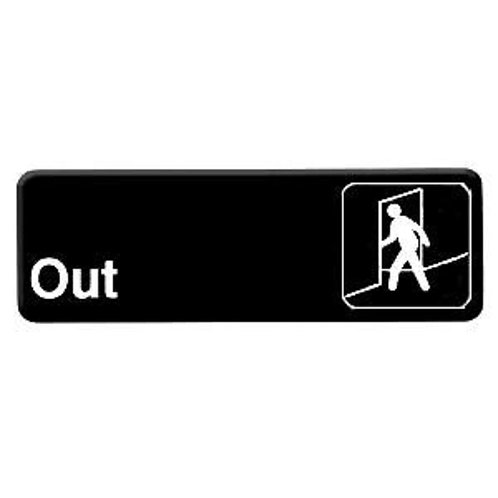 """9"""" X 3"""" , Out"""