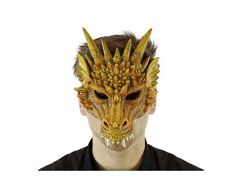 Super Soft Dragon Mask Yellow