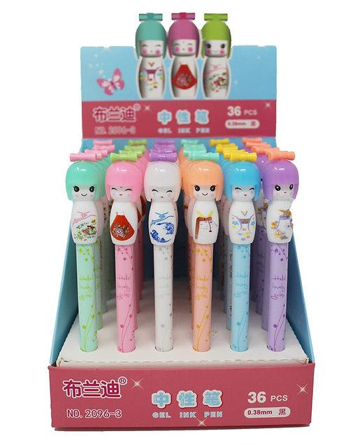 Japanese Girl Pen