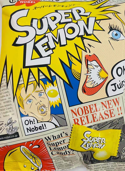 Super Lemon Candy