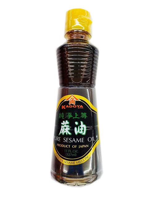 11oz KADOYA Pure Sesame Oil