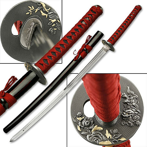 41'' Overall Samurai Sword